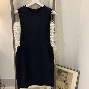 Black Jumper Dress